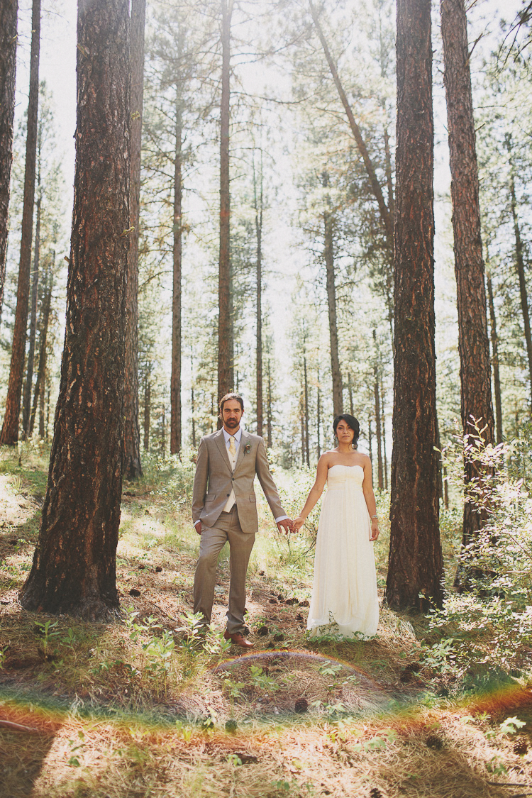 campground wedding 001