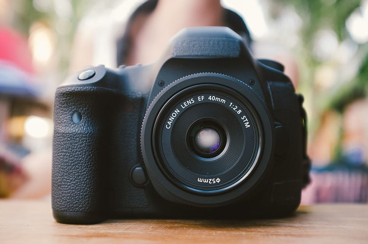 Canon 40mm f/2.8 Pancake Lens Review