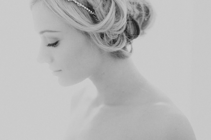 dreamy bride wedding portrait photo 001