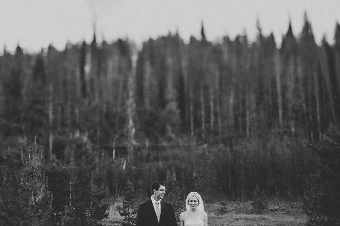 Galena Lodge Wedding in Sun Valley Idaho