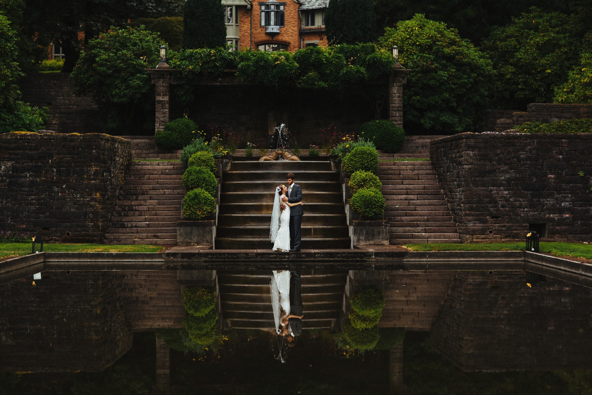 Lewis & Clark College Wedding | Danielle + Nick