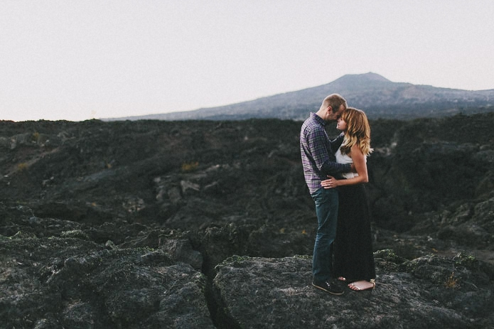 Bend Oregon Engagement | Emily & Kevin