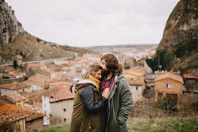 Northern Spain Portraits | Gloria & Daniel