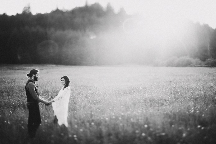Silver Falls State Park Wedding | Terra + Joe
