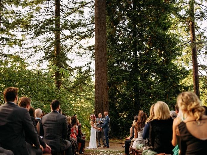 pentax 645z wedding ceremony photo