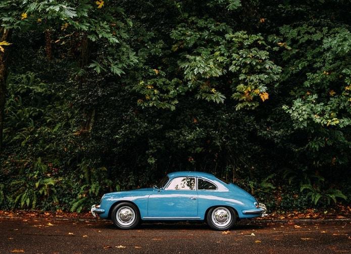 pentax 645z vintage car photo