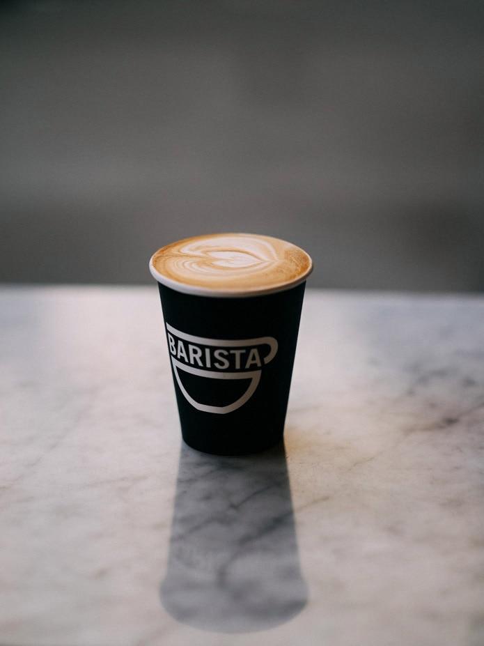 cappuccino barista portland photo