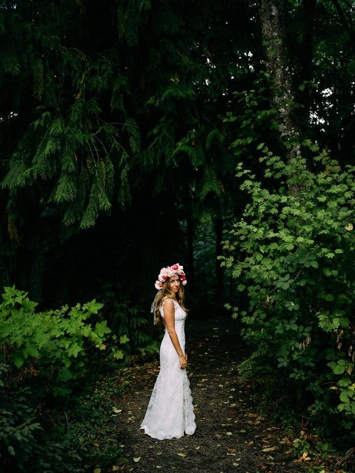 pentax 645z bride portrait