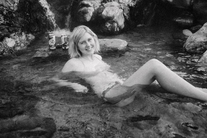 hot springs photo