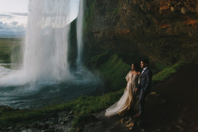 An Iceland Elopement