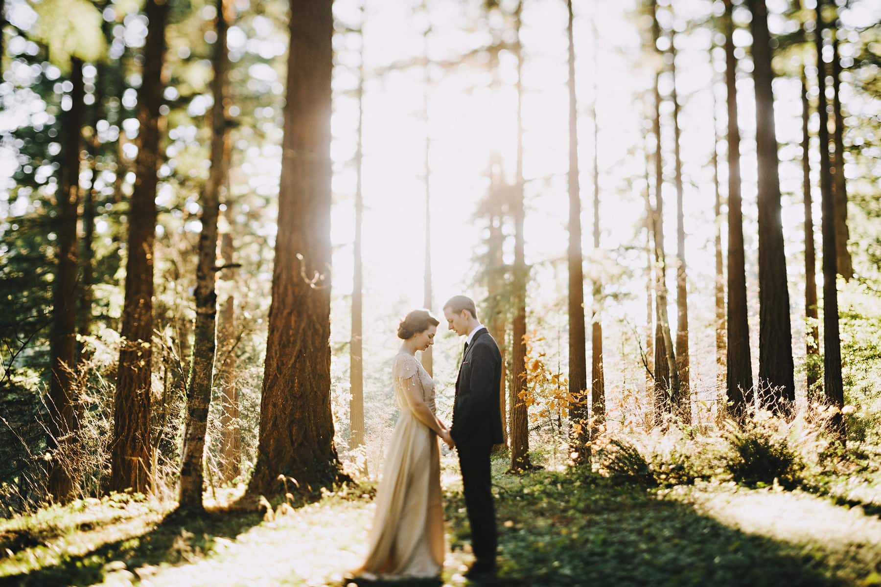 Portland Oregon Elopement | Jameykay + Arlie