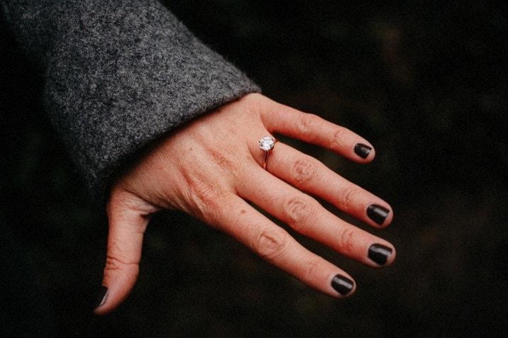 portland wedding ring photo