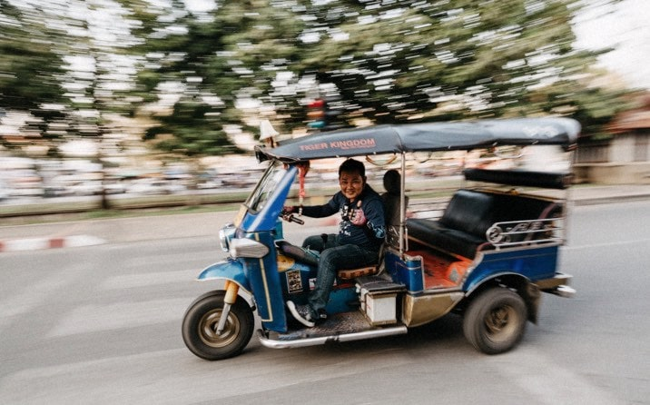 chiang mai tuk tuk photo