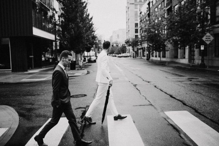 Eastside Exchange Wedding | Dano + Mike