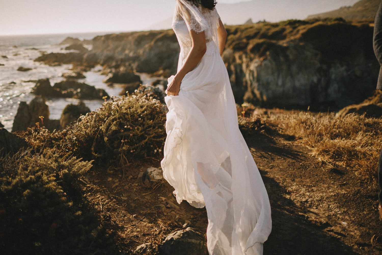 big sur elopement location on the coast