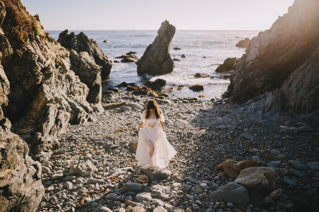 Brit + Chris // Big Sur, California