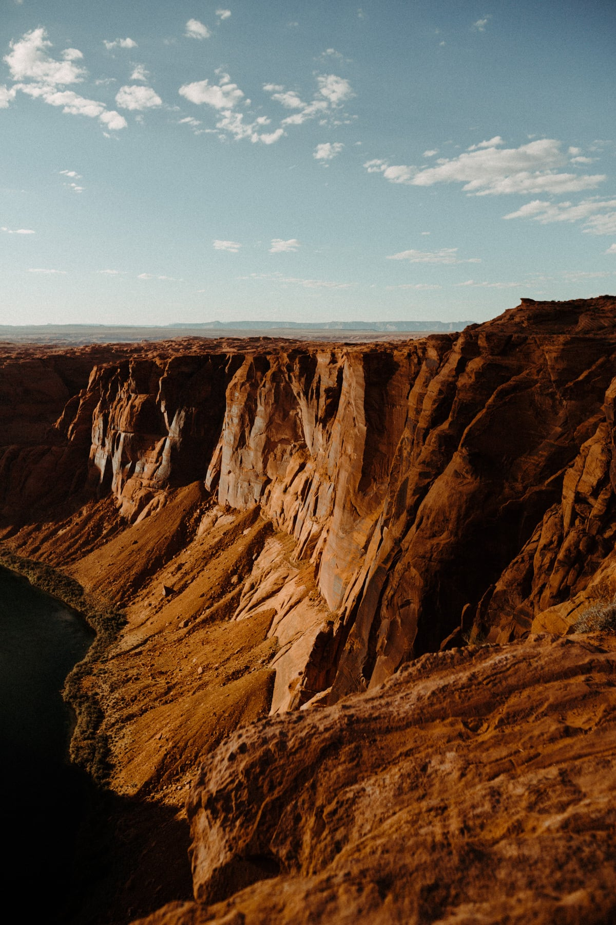 horseshoe bend arizona edited with presets co