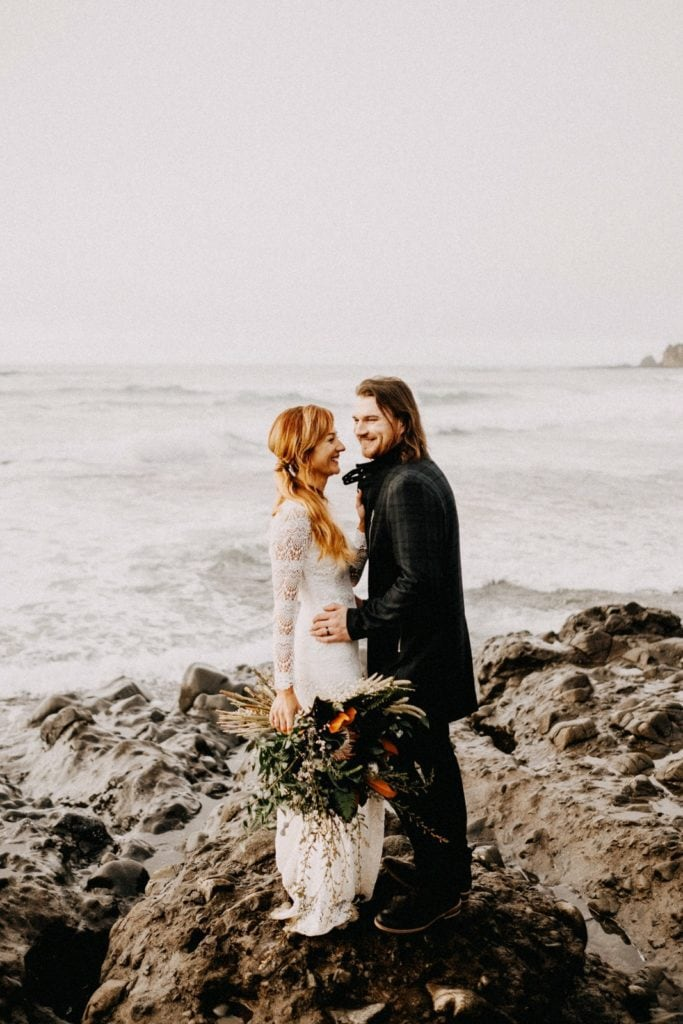 oregon coast elopement locations