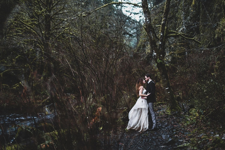 portland wedding photo