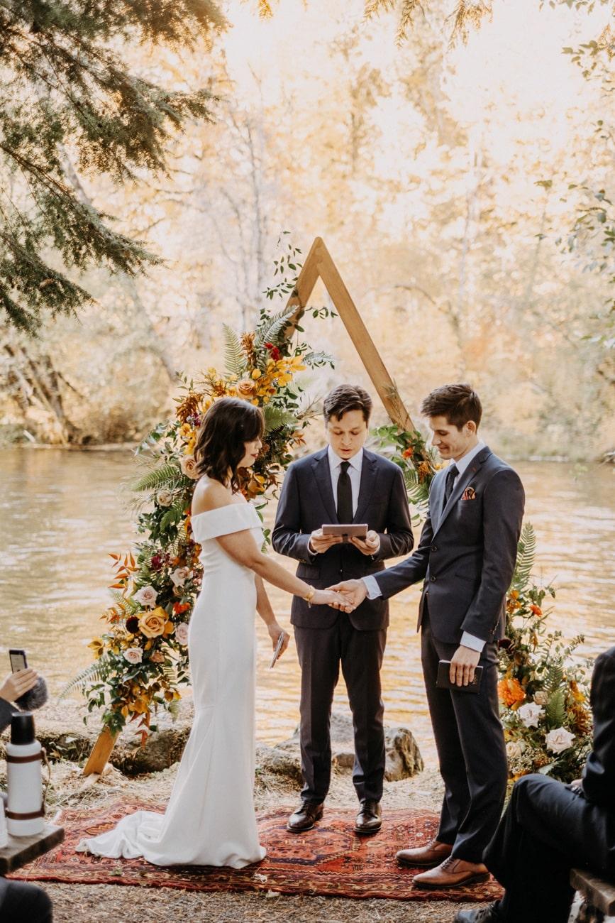 loloma lodge wedding photo