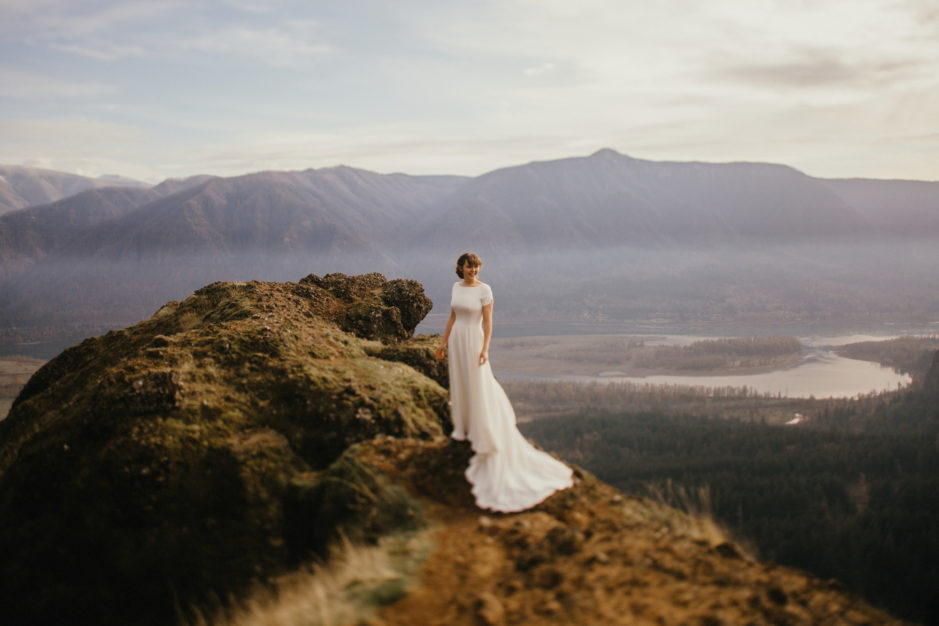 oregon elopement photography packages
